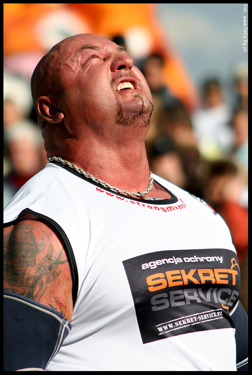 International Strongest Man Cup